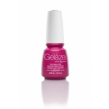 China Glaze Gelaze Gel Rich & Famous 9,76ml