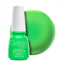 China Glaze Gelaze Гель-лак In the Lime Light 9,76ml