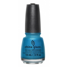 China Glaze Nail Polish License & Registration Pls - Road Trip