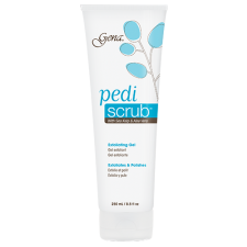Gena Pedi Scrub Exfoliating Gel with Sea Kelp & Aloe Vera 250ml