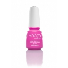 China Glaze Gelaze Gel Glow With The Flow 9,76ml