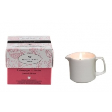 Beauty Image Hot Oil Massage Candle Champagne -Fraises 35g