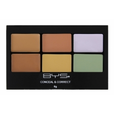 BYS Palette Conceal & Correct Camouflage
