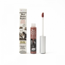 theBalm Meet Matt(e) Hughes Long-Lasting Liquid Lipstick Commited