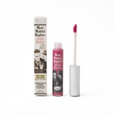 theBalm Meet Matt(e) Hughes Long-Lasting Liquid Lipstick Chivalrous
