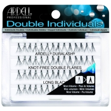 Ardell Knot-Free Double Flares Long Black Ripsmetutikud