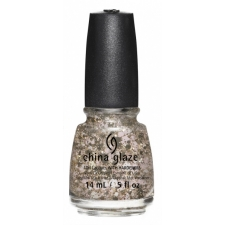 China Glaze Nail Polish Glitter Me This...  House Of Color