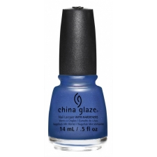 China Glaze Nail Polish Come Rain Or Shine - House Of Color