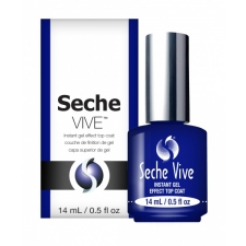 Seche Vive Instant Gel effect Top Coat 14ml