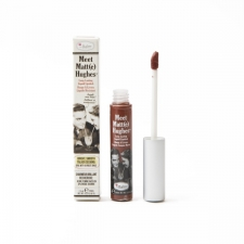 theBalm Meet Matt(e) Hughes Long-Lasting Liquid Lipstick Trustworthy