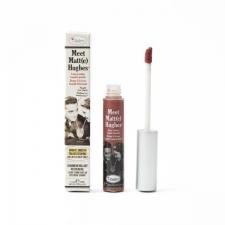 theBalm Meet Matt(e) Hughes Long-Lasting Liquid Lipstick Sincere