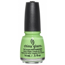 China Glaze Nail Polish Lime After Lime-Lite Brites