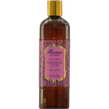 Pielor Hammam El Hana Dušigeel Damask Rose 400 ml