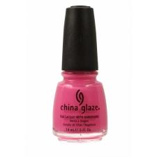 China Glaze  Nail Polish Shocking Pink