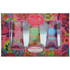 Pielor Gift set Immortal Pattern 3 pcs Kit Hand Cream Pink Box