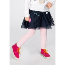Marilyn Childrens tights JULIA 80 pink 128/134