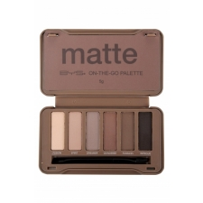 BYS Палетка теней MATTE On The Go