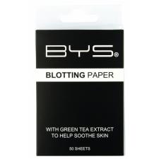 BYS Blotting Paper Green Tea 50 Pack