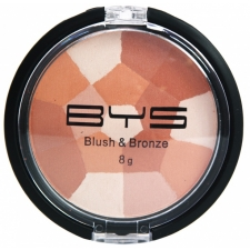 BYS Blush and Bronze Mosaic Light Glow