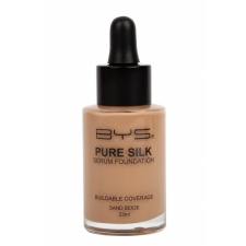 BYS Pure Silk Serum Foundation Sand Beige 23ml
