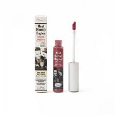 TheBalm Meet Matt(e) Hughes Long-Lasting Liquid Lipstick Brilliant