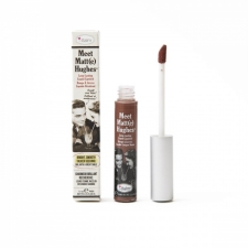 theBalm Meet Matt(e) Hughes Long-Lasting Liquid Lipstick Reliable