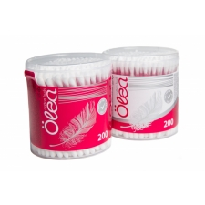Olea Cotton Buds round box 200pc