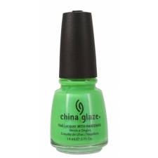China Glaze Nail Polish In The Lime