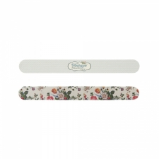 The Vintage Cosmetic Company Twin Pack Emery boards Floral