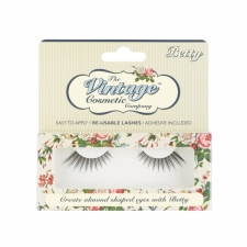 The Vintage Cosmetic Company Betty False Strip Lashes