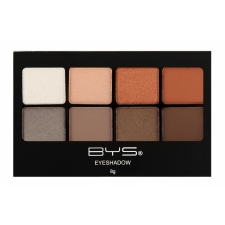 BYS Eyeshadow 8 pc TERACOTTA