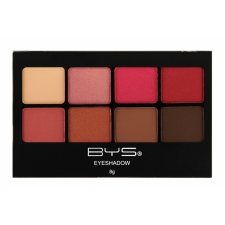 BYS Eyeshadow 8 pc THINK PINK