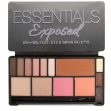 BYS Makeup Palette ESSENTIALS EXPOSED