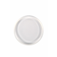 BYS Silicone Blending Sponge Round Clear