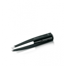 Beter Elite Tweezers with Light and Mirror, Slanted Point