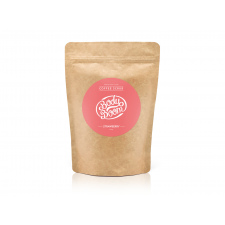 Body Boom kehakoorija Coffee Scrub Strawberry 200g