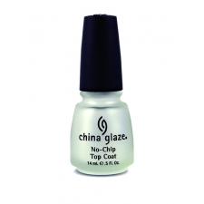 China Glaze Верхний лак для ногтей No Chip Top Coat