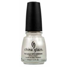 China Glaze Nail Polish Platinum Pearl NCC