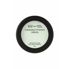 BYS Viimeistelypuuteri Finishing Powder Green