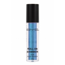 BYS Roll on Shimmer for Face and Body Atlantic Blue