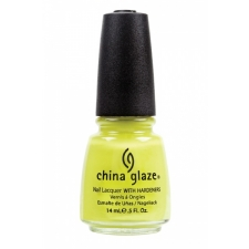 China Glaze Küünelakk Electric Pineapple
