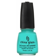 China Glaze Nail Polish Aquadelic