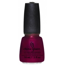 China Glaze Nail Polish Red-Y&Willing