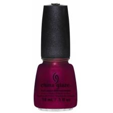 China Glaze Лак для ногтей Red-Y&Willing