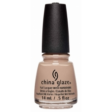 China Glaze Nail Polish Throne-In Shade