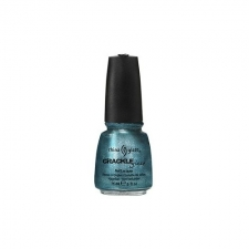 China Glaze Nail Polish Oxidized Aqua NCC