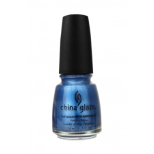 China Glaze Nail Polish Blue Paradise