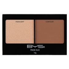BYS Varjostus ja korostuspuuteri Highlight and Contour
