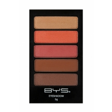 BYS Eyeshadow 5 pc SUN KISSED