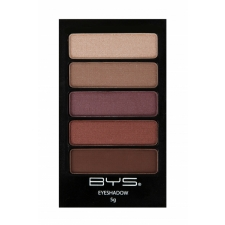 BYS Eyeshadow 5 pc SPICY WINE